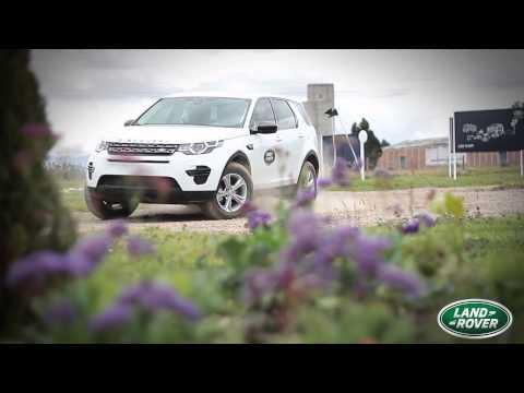 Nueva pista de pruebas Land Rover 4x4 Track Bogotá - Colombia