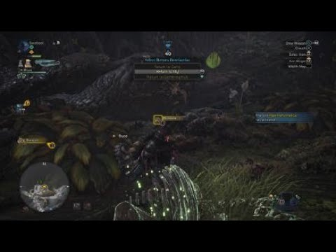 MHW Immortal Deviljho Switch Axe Build Showcase Deviljho,V