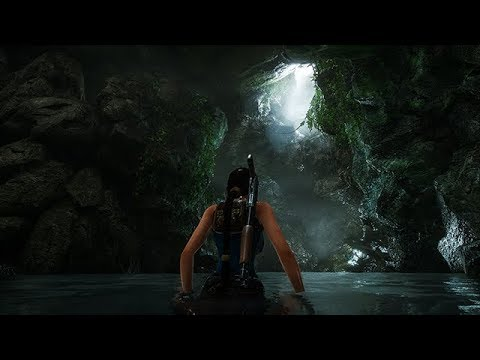Tomb Raider The Dagger Of Xian - First Cave (Final version)