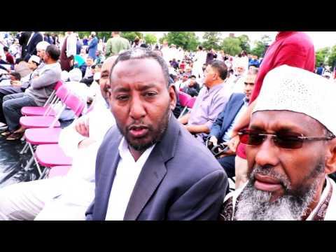 EID MUBARAK - BIRMINGHAM UK   OVER 100000 MUSLIMS GATHER IN SMALL HEATH TO CELEBRATE #EIDTULFITR2017
