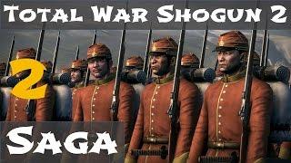 Total War Shogun 2 Fall of the Samurai Saga Campaign 2