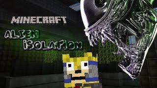 Minecraft Alien Isolation #1 - ¡Terror en el espacio!