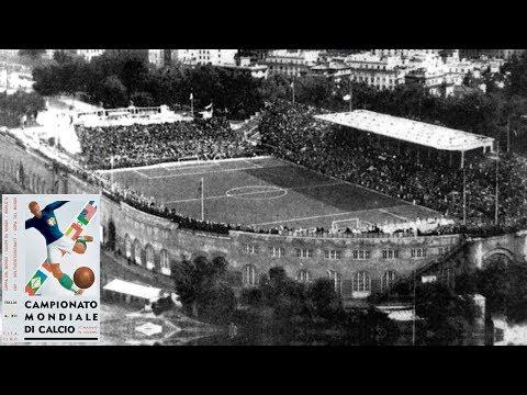 FIFA World Cup 1934 Italy Stadiums
