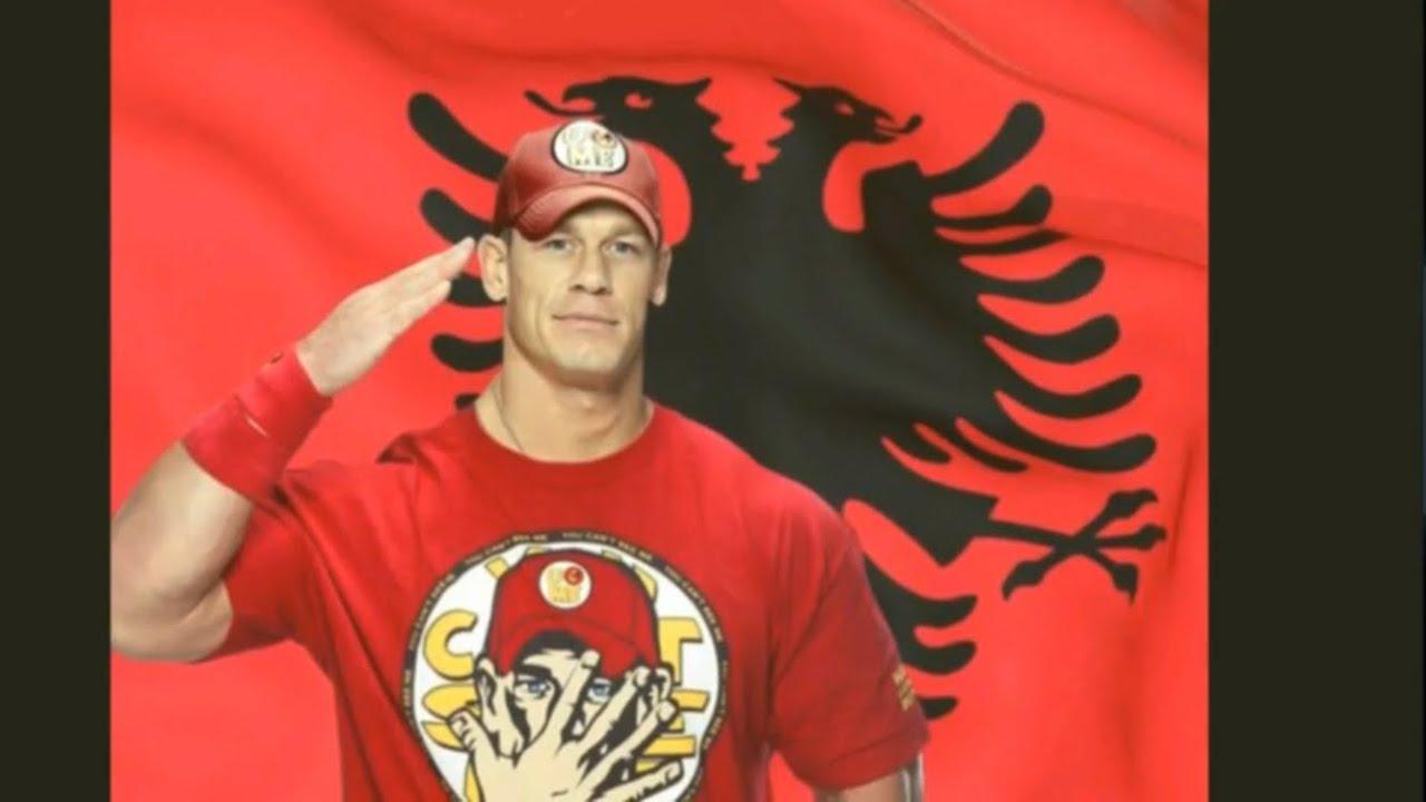 John Cena is Albanian - YouTube