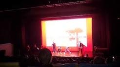In Geesthacht Kino Die G-Breaker Auftritt 2012
