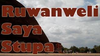The Ruwanweli Saya Stupa - Anuradhapura, Sri Lanka