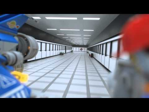 Benny's Spaceship, Spaceship, SPACESHIP! - The LEGO Movie - 70816 - Product Animation