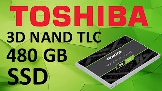 sSD диск Toshiba 2.5