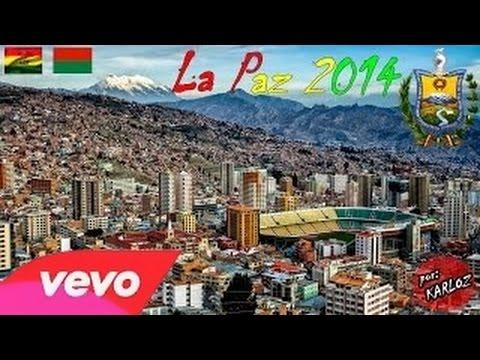 La Paz, Bolivia 2014 [HD]