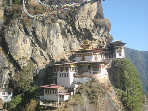 Most Adventurous Trekking to Taktsang Lhakhang or Tiger Nest Monastery in Bhutan