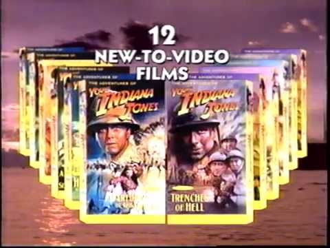 The Adventures of Young Indiana Jones 1999  VHS Capture
