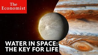 The hunt for oceans in space | The Economist