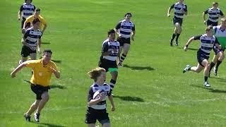 Schoolhouse Rugby Club vs Northside - First half 4-21-18