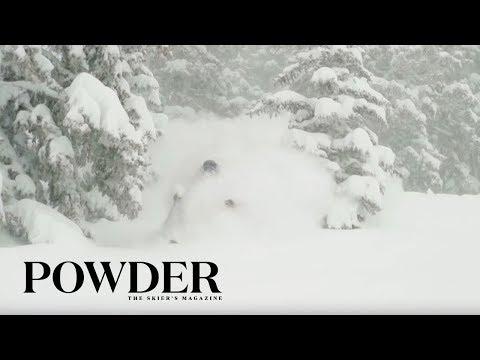 Passing Through - Snowbird, Utah - February 2017