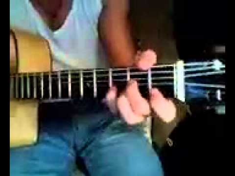 learn how play Minor Swing chords gypsy jazz style - YouTube