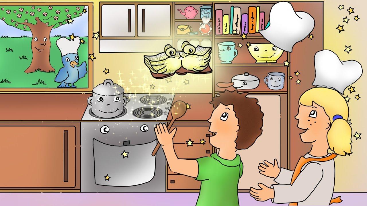 Küche, wach auf! - YouTube