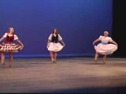Alma Highland Fest 2010 Choreography Dance
