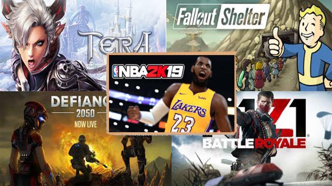 Top 5 Mejores Juegos Gratis Ps4 2019 Youtube