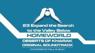Homeworld Deserts Of Kharak Ambient Soundtrack
