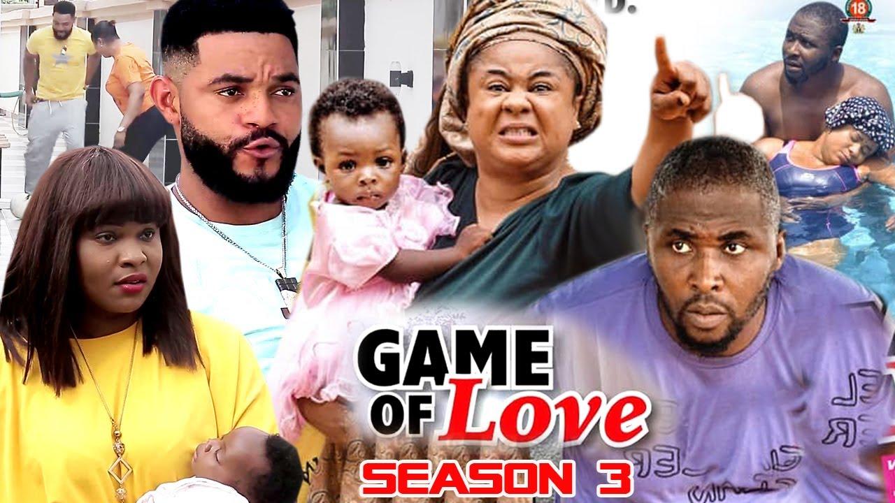 Download GAME OF LOVE SEASON 3 -  (Trending New Movie )Uju Okoli 2021 Latest Nigerian Nollywood Movie Full HD