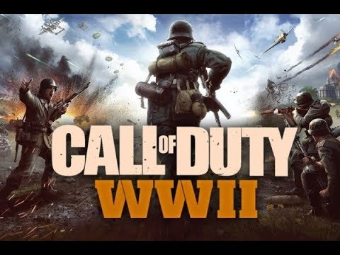 Let's Play Call of Duty: WWII - Online - #001 - Auf in die Schlacht - German/Deutsch - Ps4 Gameplay