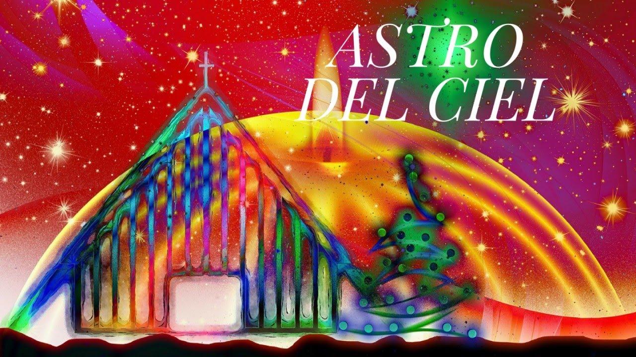 Buon Natale Buon Natale Canzone.Astro Del Ciel Canto Natalizio Canzone Di Natale Buon Natale