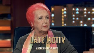 "LATE MOTIV - Rosa María Calaf. ""La peligrosa""  | #LateMotiv482"