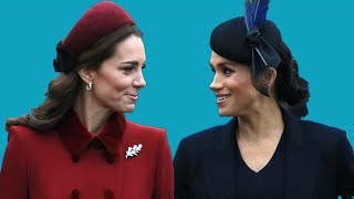 Meghan Markle and Kate Middleton's relationship: Full Timeline