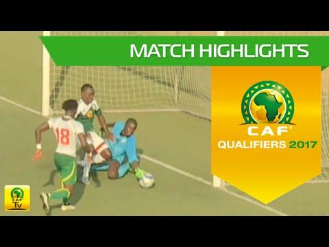 Burundi vs Senegal | Africa Cup of Nations Qualifiers 2017