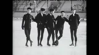 1913 Чемпионат мира по фигурному катанию среди женщин и пар а также мужские Скандинавские игры