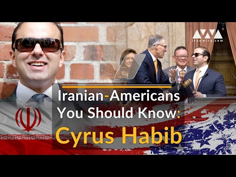 Iranian-Americans You Should Know: Cyrus Habib