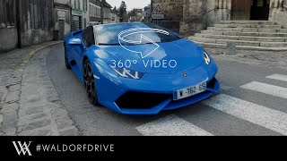 Waldorf Astoria Driving Experiences: Paris in 360
