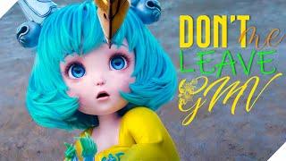 Alan Walker Style - Don't Leave Me | Animation Video [GMV] 4K
