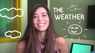 Weekly German Words with Alisa - The Weather