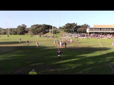 Freo v South Perth 1st half