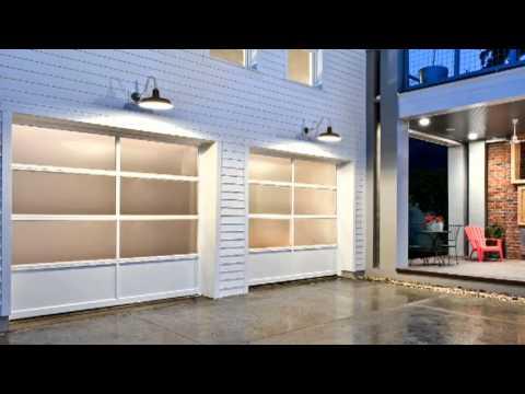 Clopay Garage Doors Avante Collection Youtube