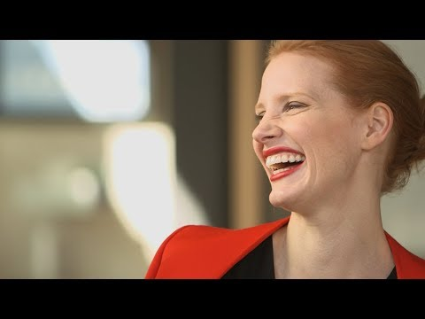 Jessica Chastain: 'Molly's Game' Features Best Film  I've Ever Done