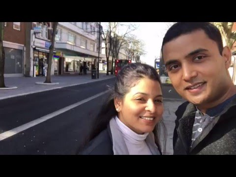 Chandler -LONDON a Love Story TRAILER!- From INDIA TO DUBAI TO LONDON World is Awesome #29