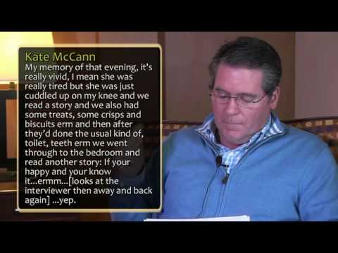 9b   Madeleine McCann - Peter Hyatt Interview (2)