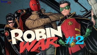 Война Робина. Школа Робинов. Robin War. Robins' School. #2