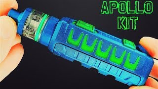 Apollo Kit By Vandy Vape! Waterproof & Shockproof!