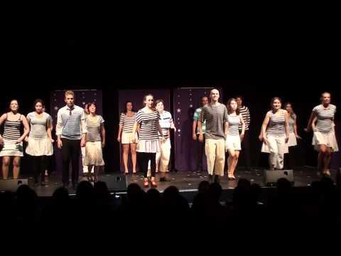 Sommerakademie Graz 2011 - Musical part 4 (Anything goes)