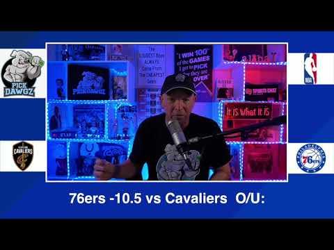 Philadelphia 76ers vs Cleveland Cavaliers 2/27/21 Free NBA Pick and Prediction NBA Betting Tips
