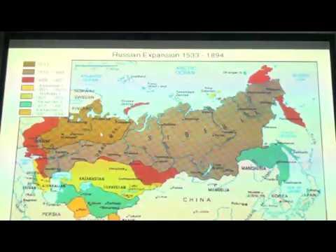 Michael Romancov - Rusko v mezinárodních vztazích (Pátečníci 9.3.2018)