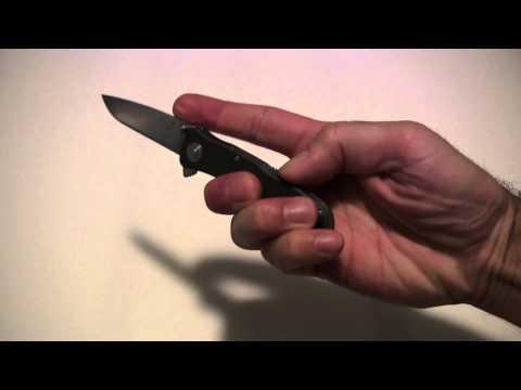 Knife Review: SOG Twitch II TWI-8