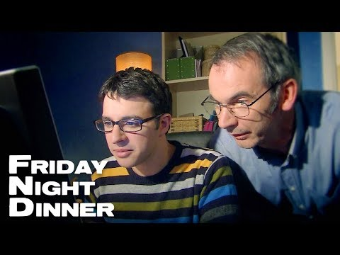 Females On The Internet | Friday Night Dinner