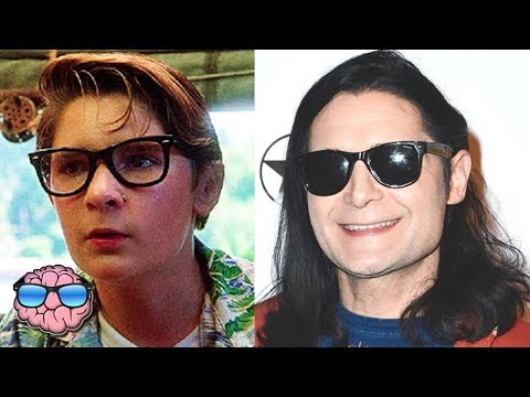 Where Are They Now? THE GOONIES Corey Feldman, Josh Brolin, Sean Astin