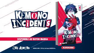 bande annonce de l'album Kemono Incidents Vol.1