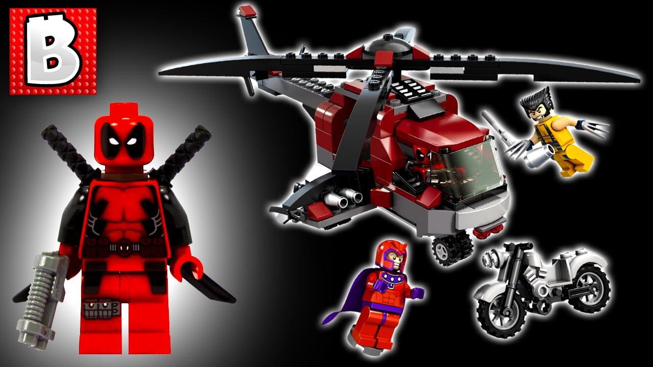 NEW LEGO - Figure - Super Heroes - Deadpool - set 6866 ... |Lego Marvel Superheroes Deadpool Set