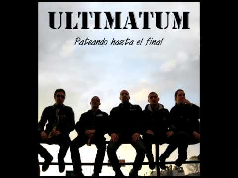 Ultimatum - Pateando hasta el final 2007 - CD Completo
